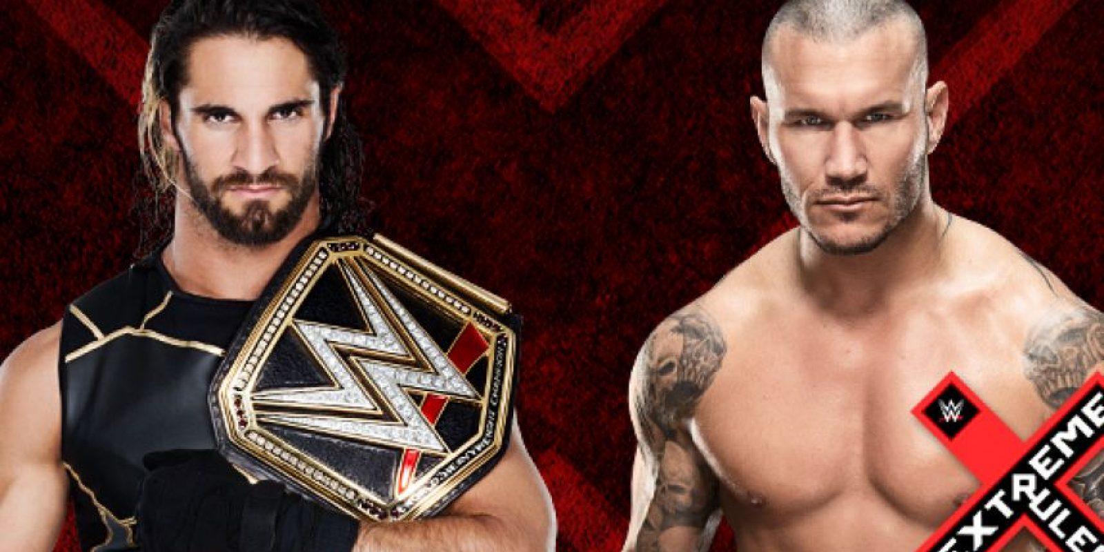 WWE CHAMPIONSHIP- STEEL CAGE MATCH Foto:WWE