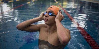 Con la marca olímpica, Martínez no afloja el paso dentro del agua