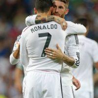 """Sergio Ramos tiene 29 años y aunque no es de """"cuna madridista"""", hoy es uno de los emblemas del equipo. Foto:Getty Images"""