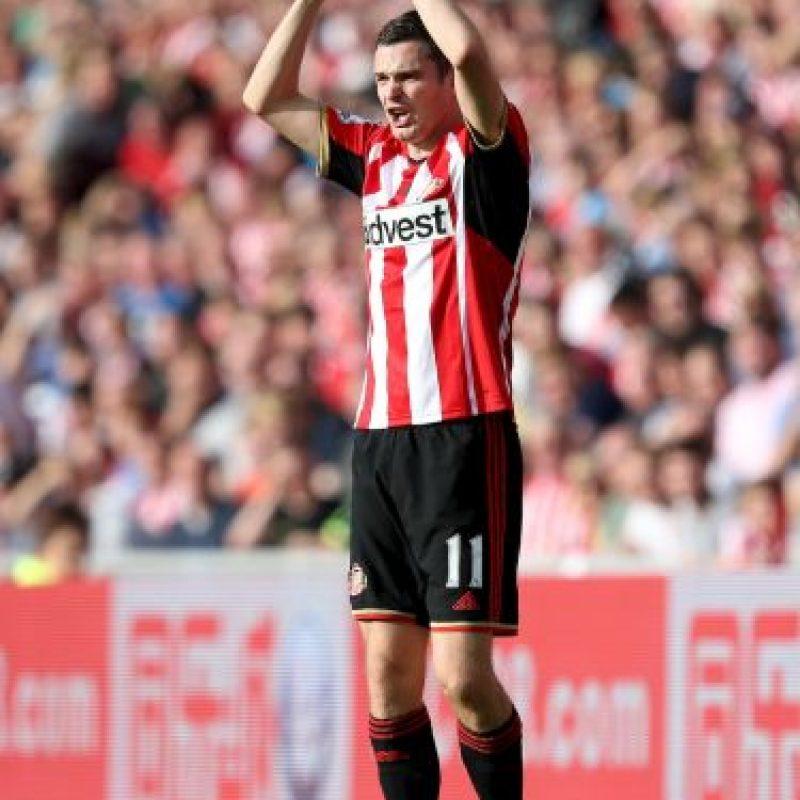 Johnson se formó en las inferiores del Middlesbrough y debutó profesionalmente en 2005. Foto:Getty Images