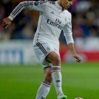 Delantro: Javier Hernández (Real Madrid) Foto:Getty Images