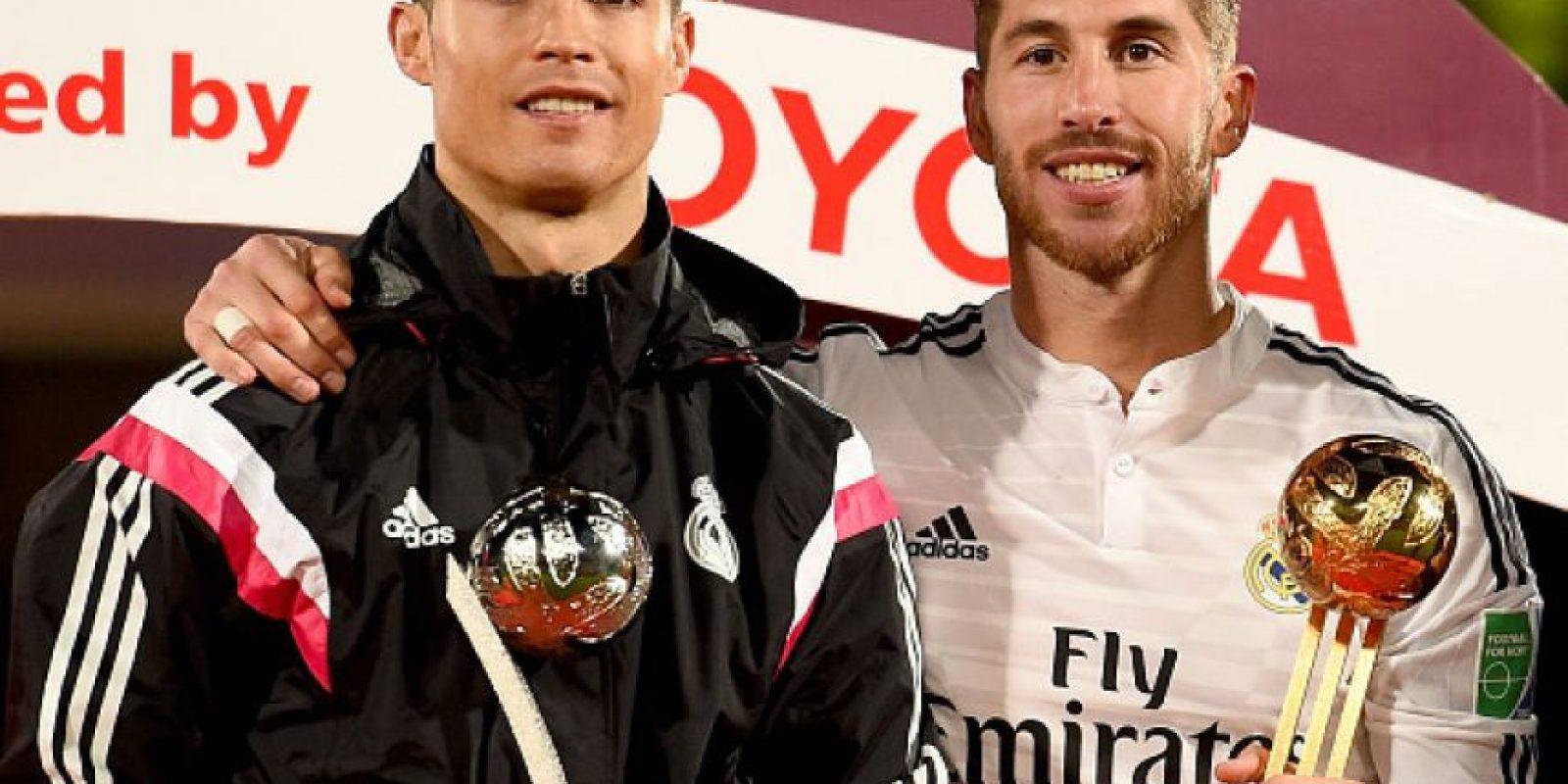 Llegó al club merengue en 2005, procedente del Sevilla. Con el Madrid ha ganado 3 Ligas de España, dos Copas del Rey y dos Supercopa. Foto:Getty Images