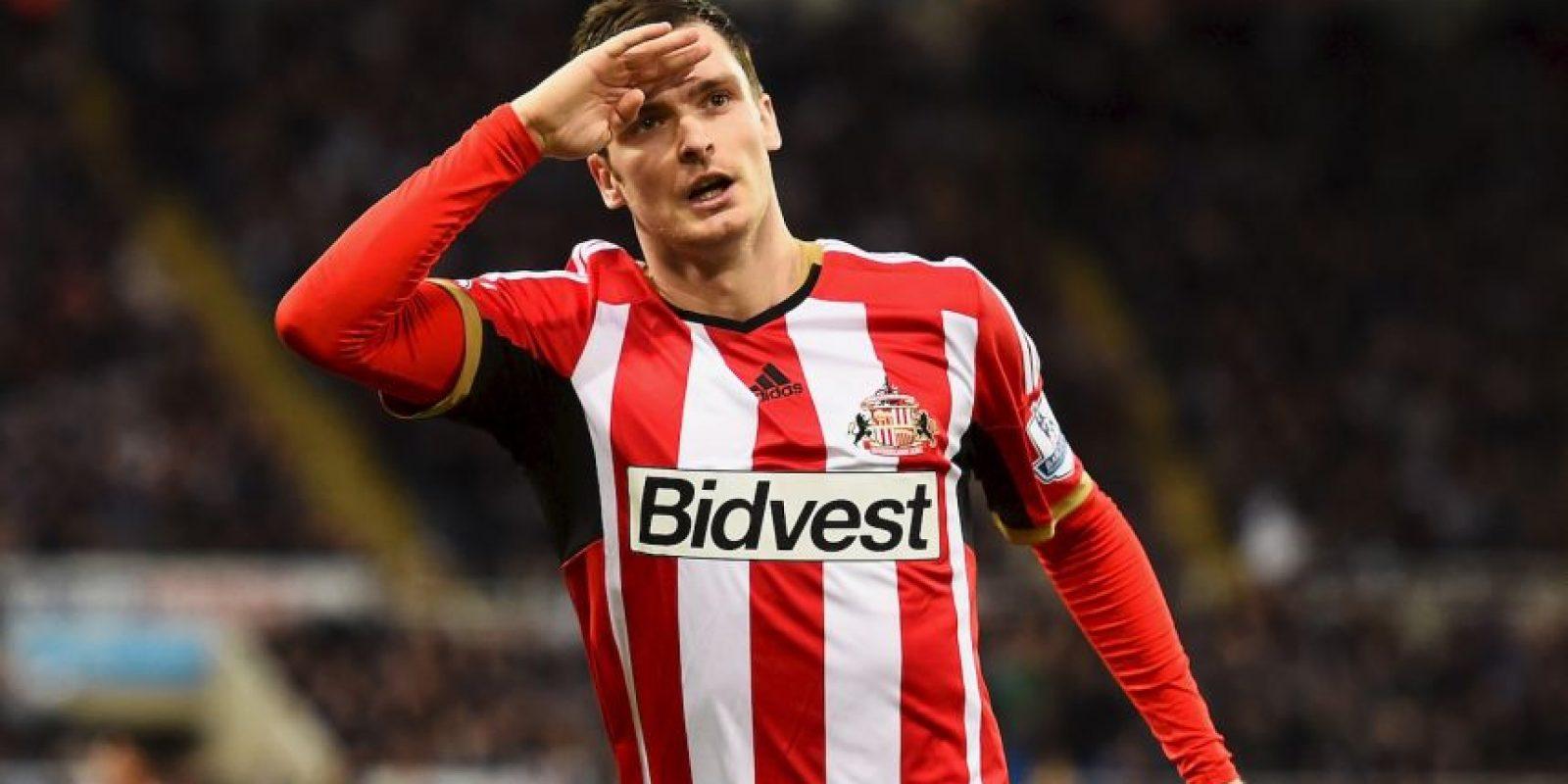 Su equipo actual es el Sunderland de la Premier League. Foto:Getty Images
