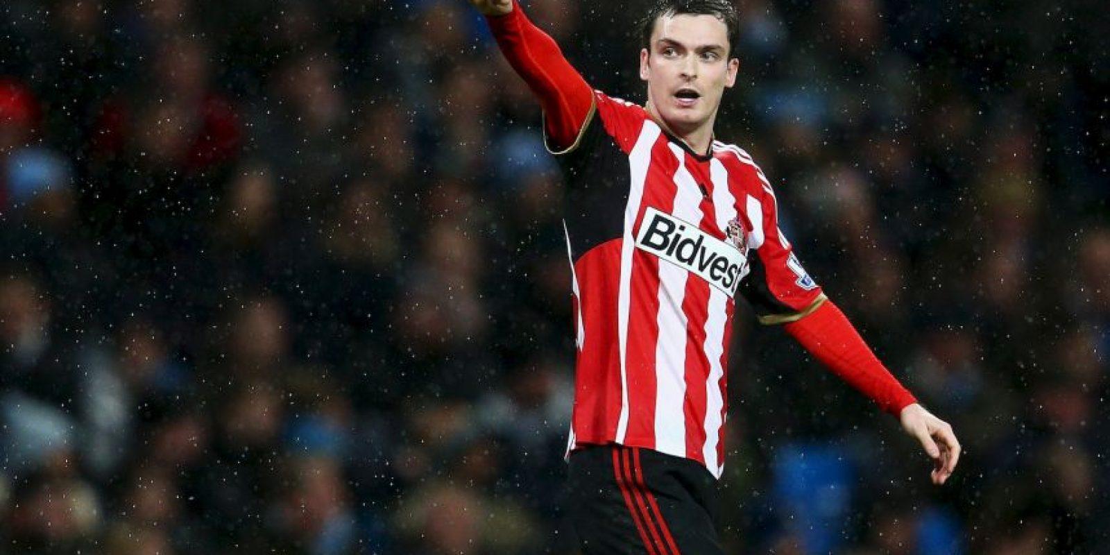 Adam Johnson es un futbolista inglés de 27 años que juega como mediocampista. Foto:Getty Images