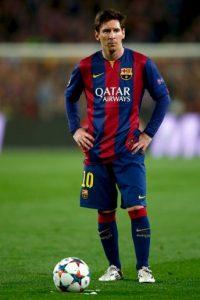 Desde 2009, Lionel Messi es investigado en España por presunta evasión fiscal. Foto:Getty Images