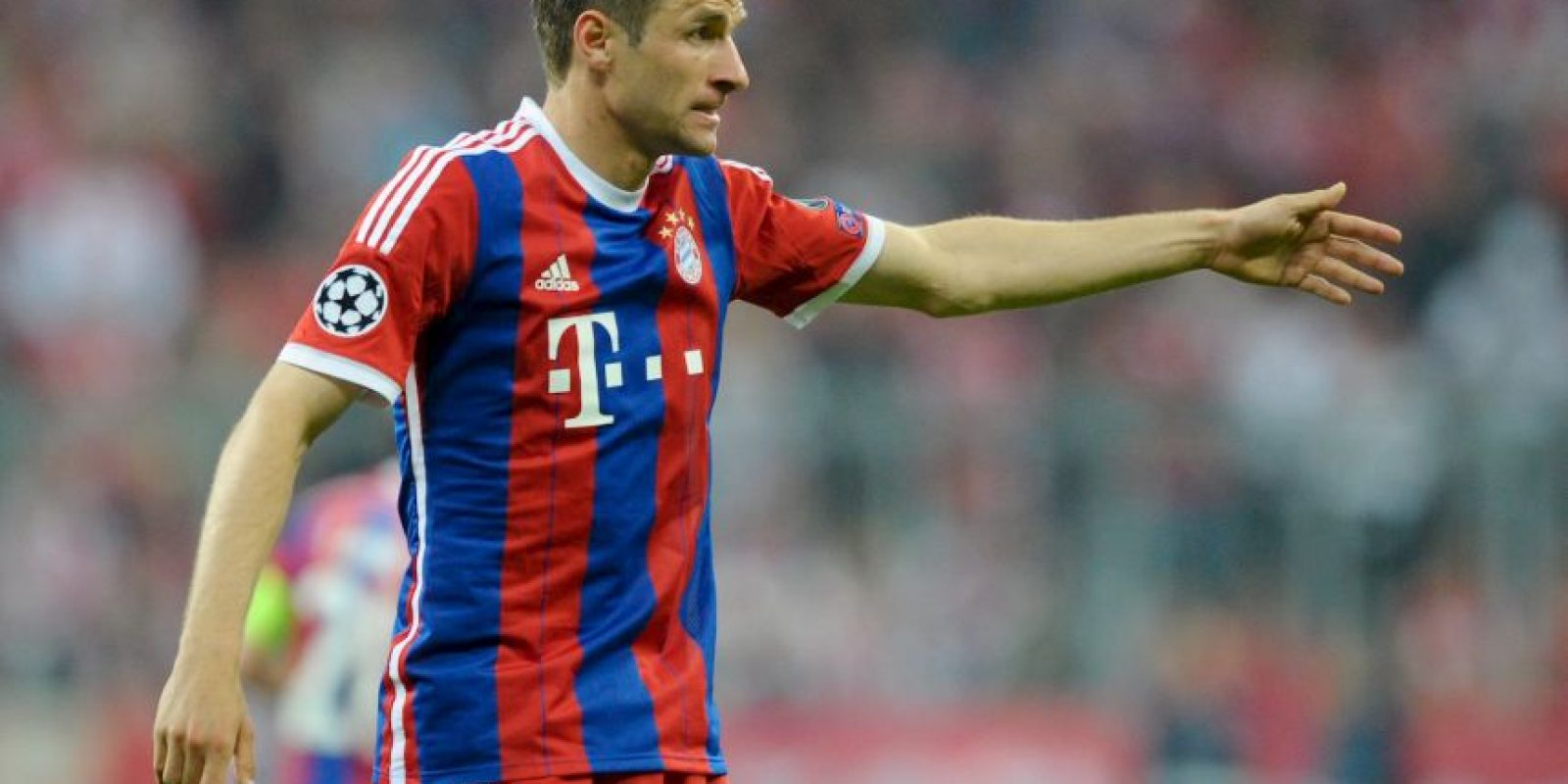 Delantero: Thomas Müller (Bayern Munich) Foto:Getty Images
