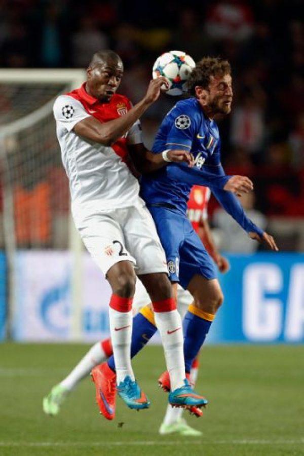 A sus 22 años, Kongdobia tuvo un duelo cara a cara ante Andrea Pirlo, deshizo varios ataques de la Juventus y estuvo cerca de anotar. Foto:Getty Images