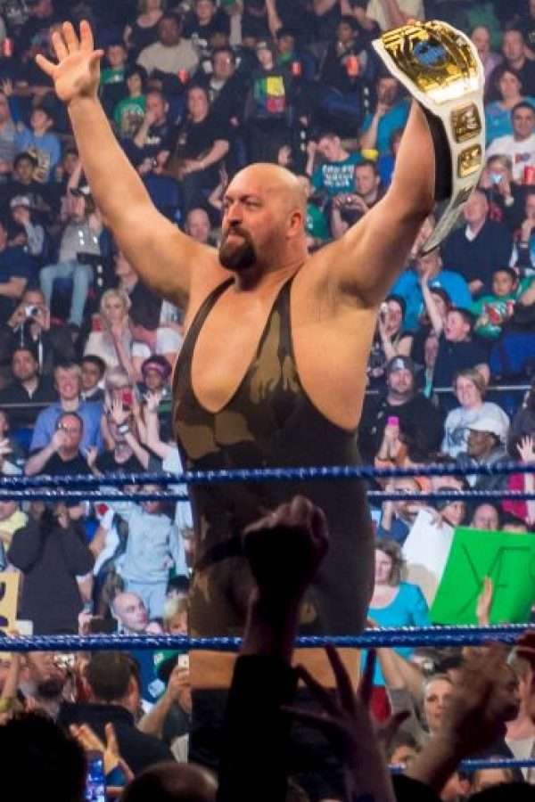 Chicago Street Fight: Big Show vs. Roman Reings Foto: Wikimedia