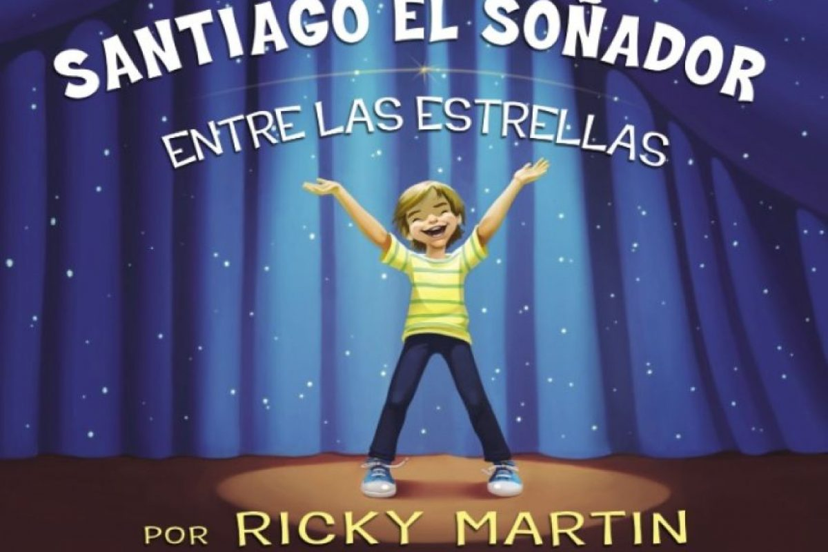 Este cuento infantil es obra del cantante puertorriqueño Ricky Martin Foto:Amazon