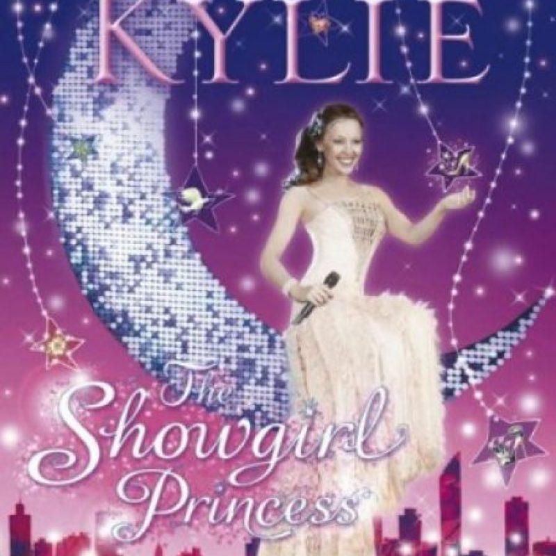 Kylie Minogue se inspiró en su propia vida para crear este cuento infantil. Foto:Amazon