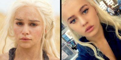 Fotos: Doble belleza de Daenerys Targaryen