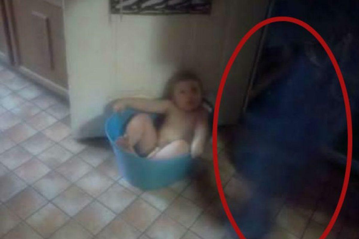 ¿Un fantasma niño? Foto:Reddit