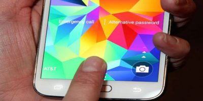 Esta falla en el Samsung Galaxy S5 puede clonar su huella dactilar