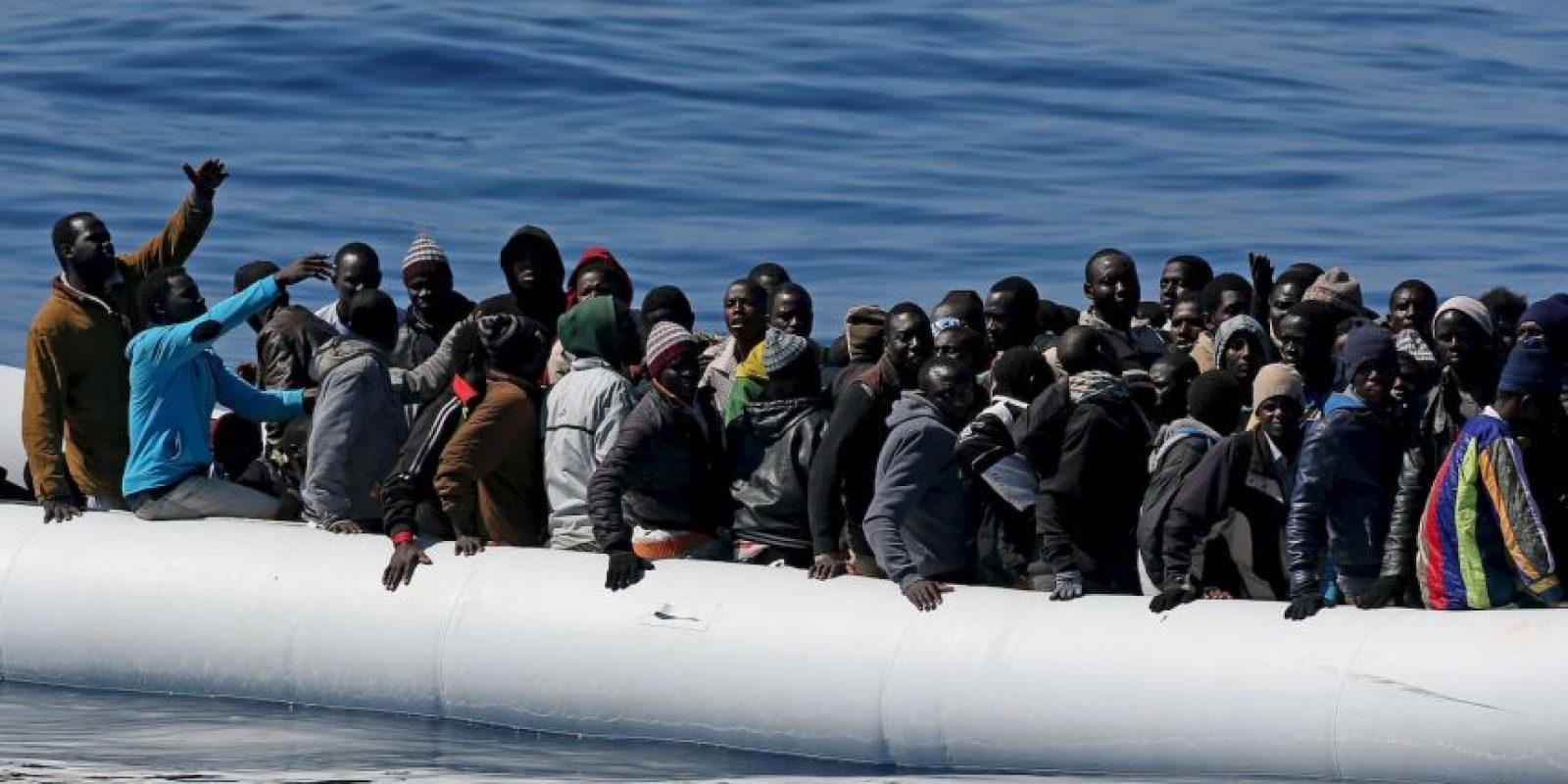 5. Los miembros Estado deberán de asegurar la toma de huellas digitales de todos los migrantes Foto:AP
