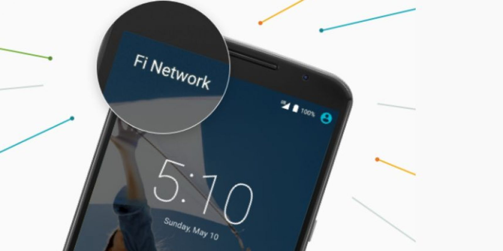 La idea es acelerar la forma de conexión telefónica Foto:fi.google.com