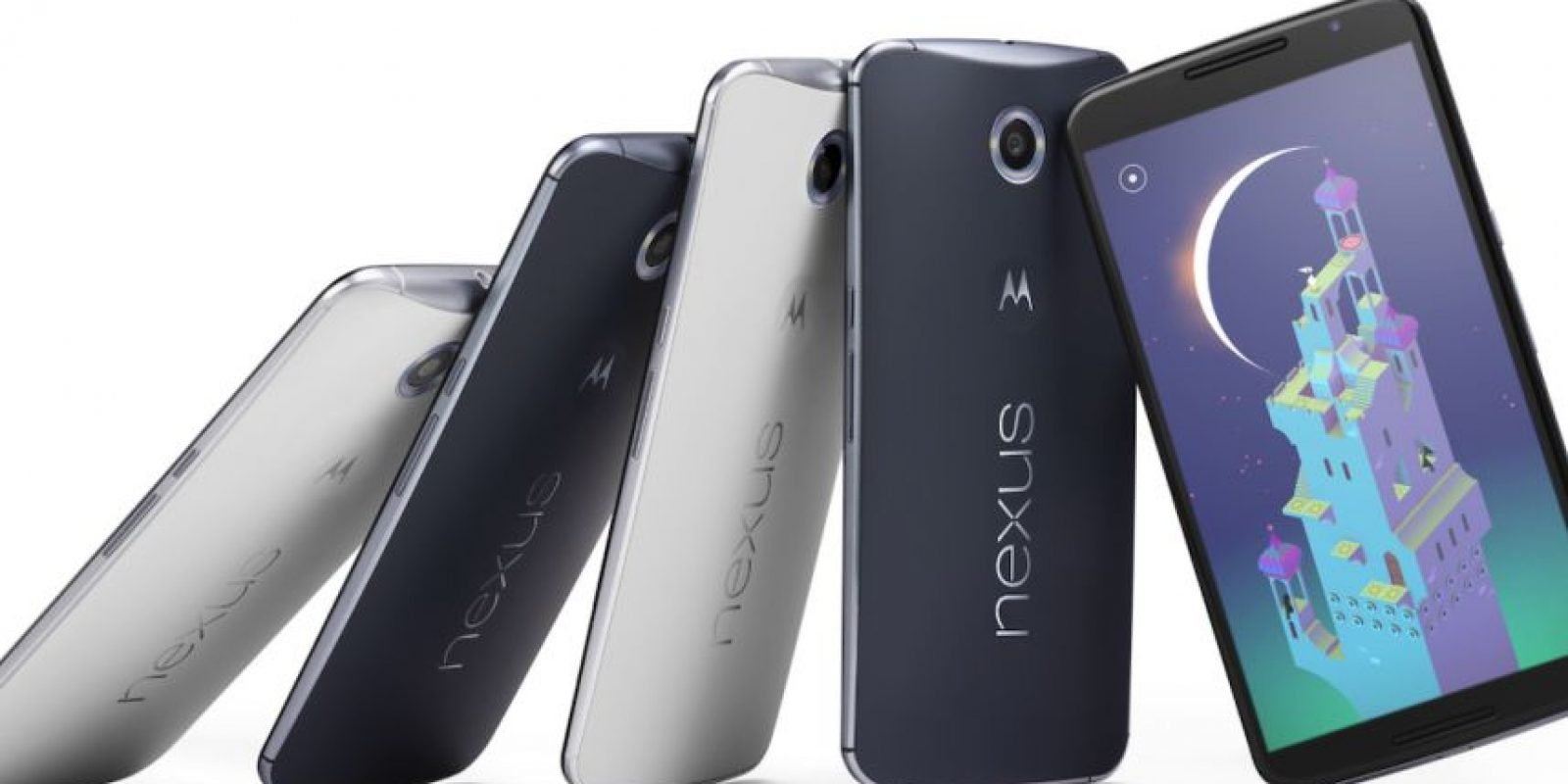 """El modelo """"Nexus 6"""" de Motorola será el único que podrá tener esta nueva red por el momento Foto:fi.google.com"""