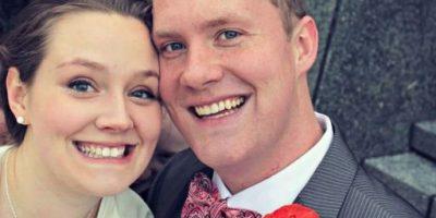 FOTOS: Este escalofriante retrato de bodas los sorprenderá