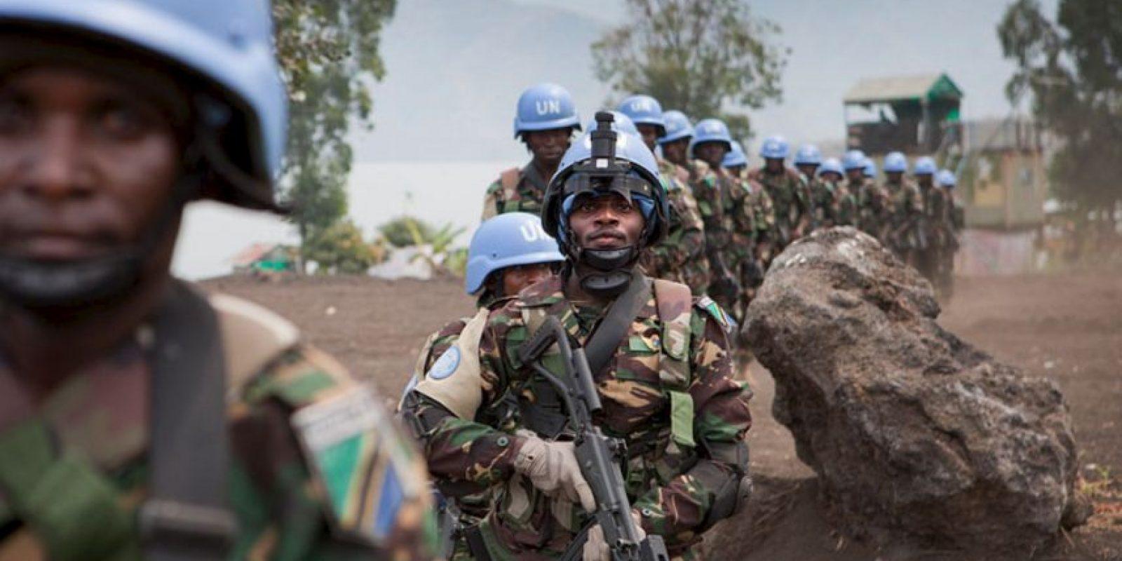 La Misión de las Naciones Unidas en la República Democrática del Congo (MONUC) es la misión de fuerzas de paz establecida por el Consejo de Seguridad. Foto:Vía // un.org