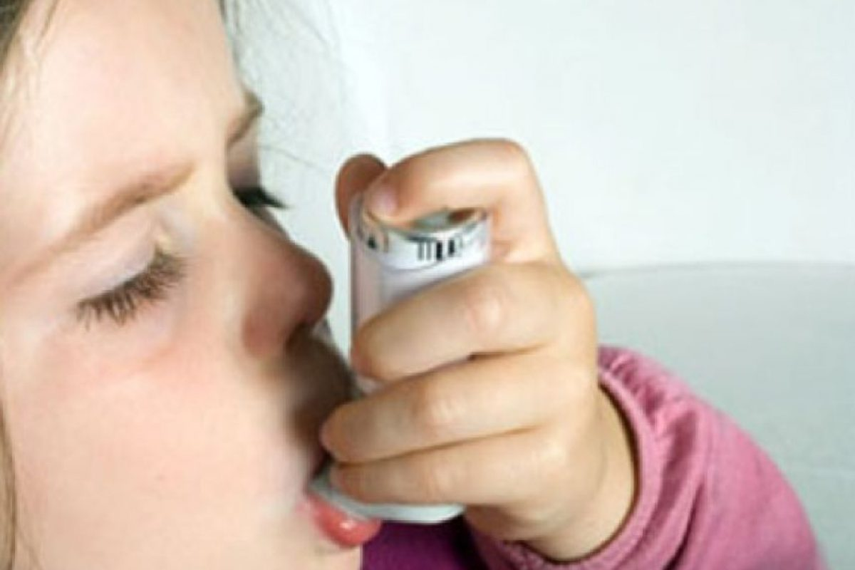 2. Los factores que pueden desencadenar o empeorar el asma son: Foto:Tumblr.com/Tagged-asma
