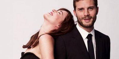 """La primera foto de """"Christian Grey"""" en """"Cincuenta sombras más oscuras"""""""