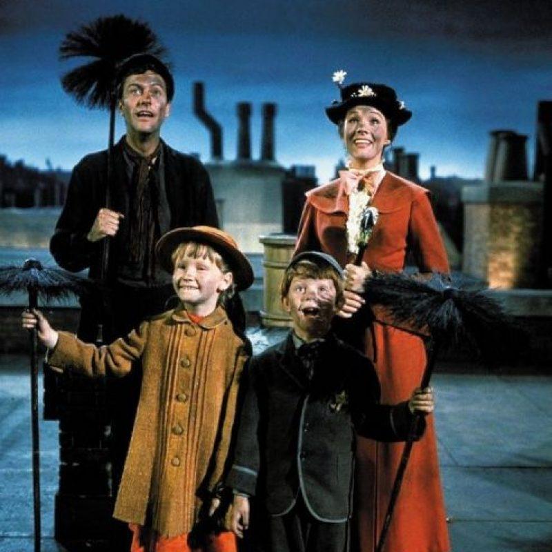 """El actor de """"Mary Poppins"""" murió a los 21 años Foto:Vía imdb.com"""