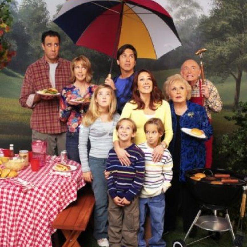 """Participó en la serie """"Everybody Loves Raymond"""" Foto:Vía imdb.com"""