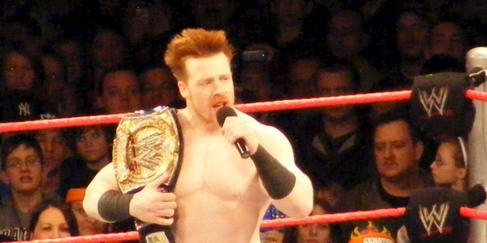 Sheamus vs. Dolph Ziggler Foto:Wikimedia