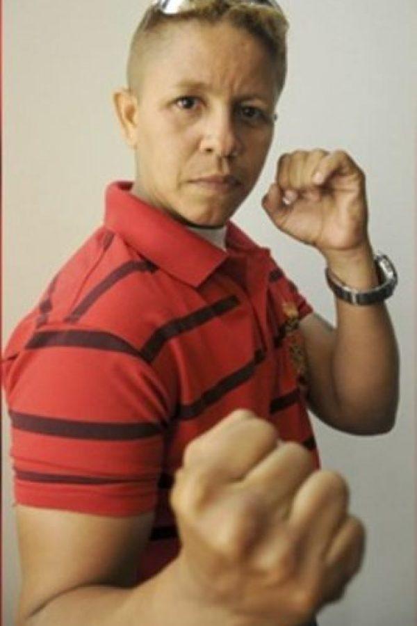 Darys Esther Pardo es una exboxeadora colombiana. Foto:Vía Twitter.com/jnn59
