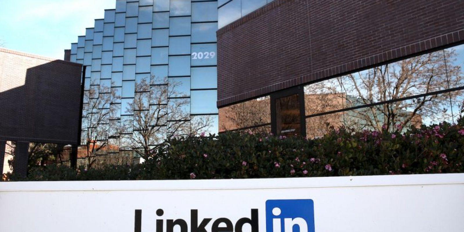 Existen más de un millón de grupos en la red profesional. Foto:Getty Images