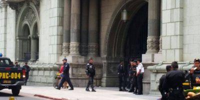 Así esperan a los guatemaltecos que se manifestarán contra la corrupción