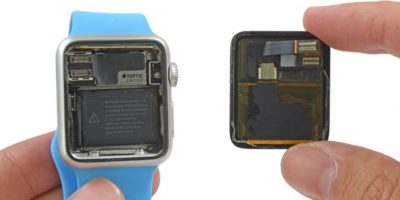 FOTOS: El interior del Apple Watch trae piezas no intercambiables