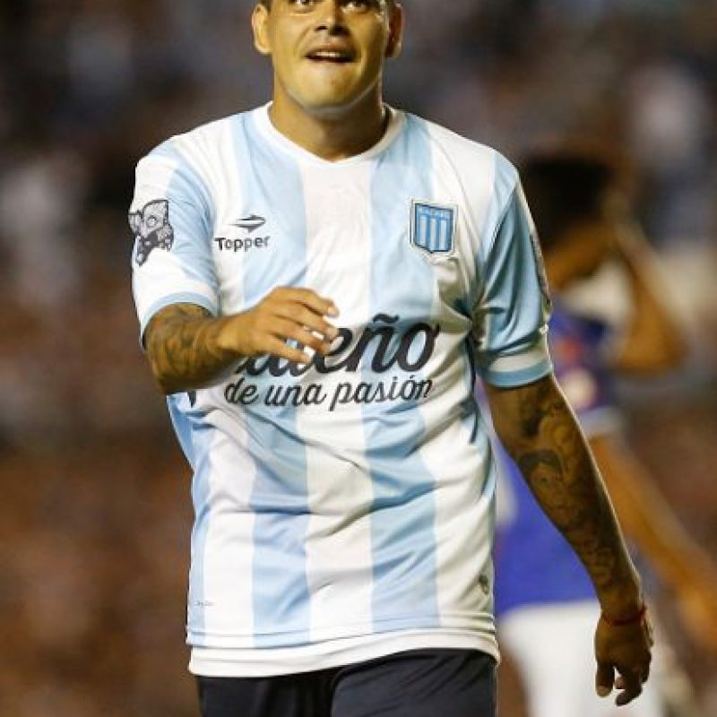 Delantero: Gustavo Bou (Racing/Argentina) Foto: Getty Images