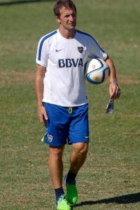 Director técnico: Rodolfo Arruabarrena (Boca Juniors/Argentina) Foto: Getty Images
