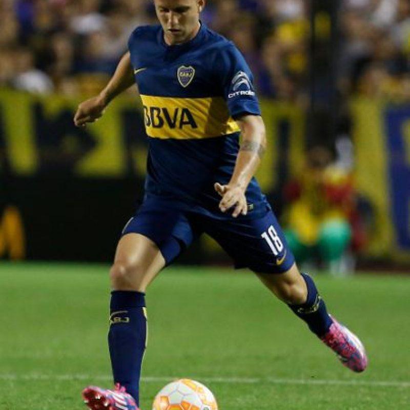 Lateral izquierdo: Nicolás Colazo (Boca Juniors/Argentina) Foto:Getty Images
