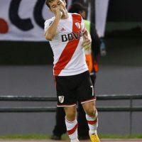 Delantero: Rodrigo Mora (River Plate/Argentina) Foto:Getty Images