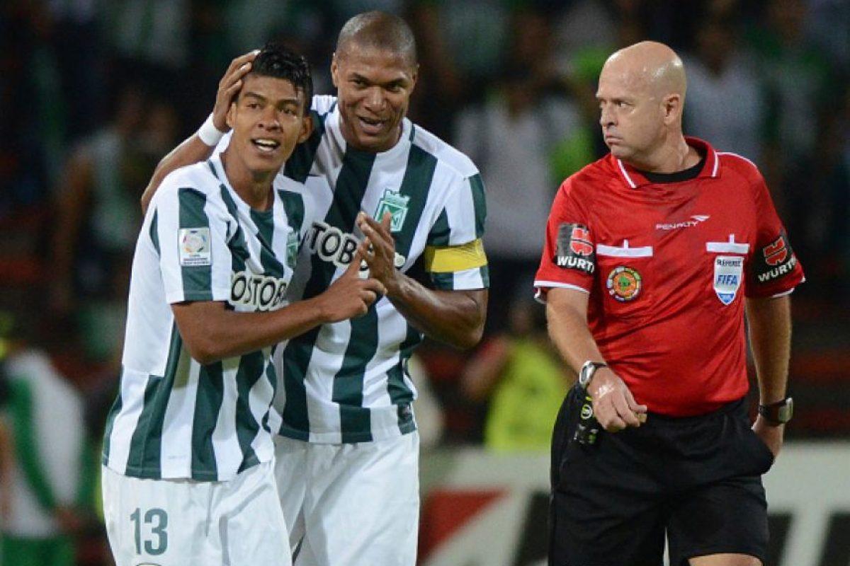 Medio: Yulián Mejía (Atlético Nacional/Colombia) Foto:Getty Images