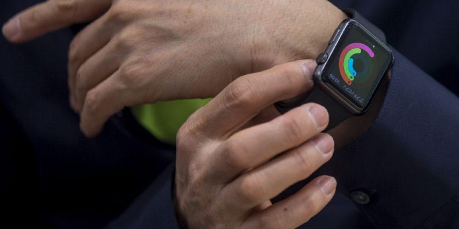 En Asia, los japoneses también pudieron obtener el Apple Watch. Foto:Getty Images