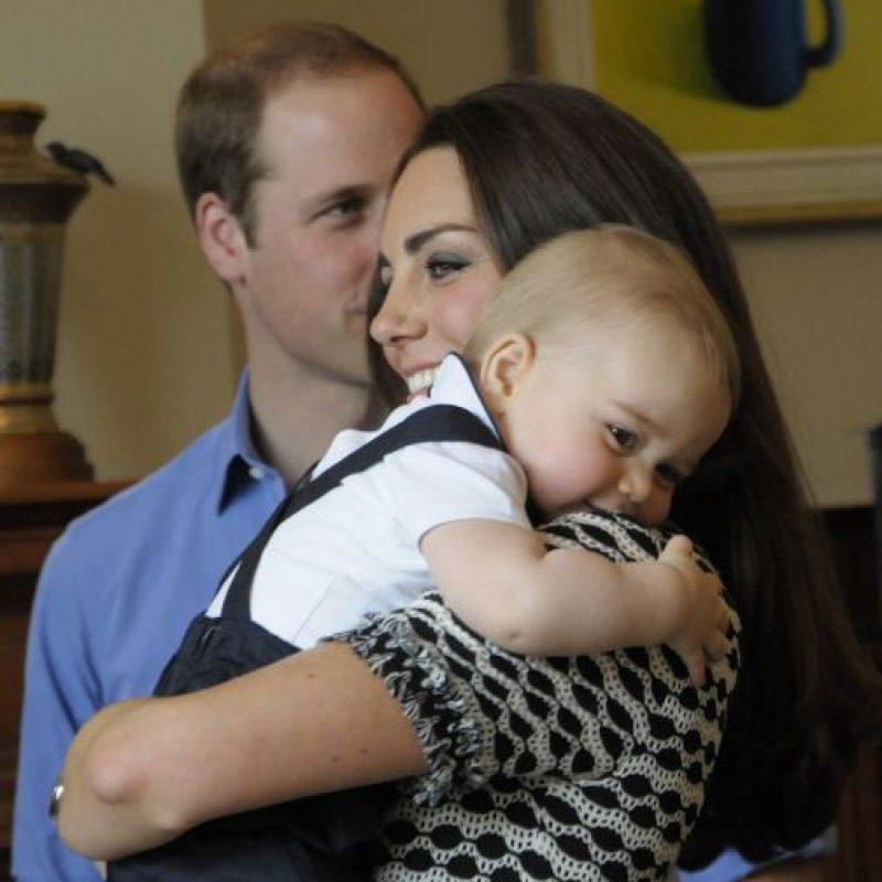 4. ¿Qué nombre le darán al príncipe o a la princesa? Foto:Getty images