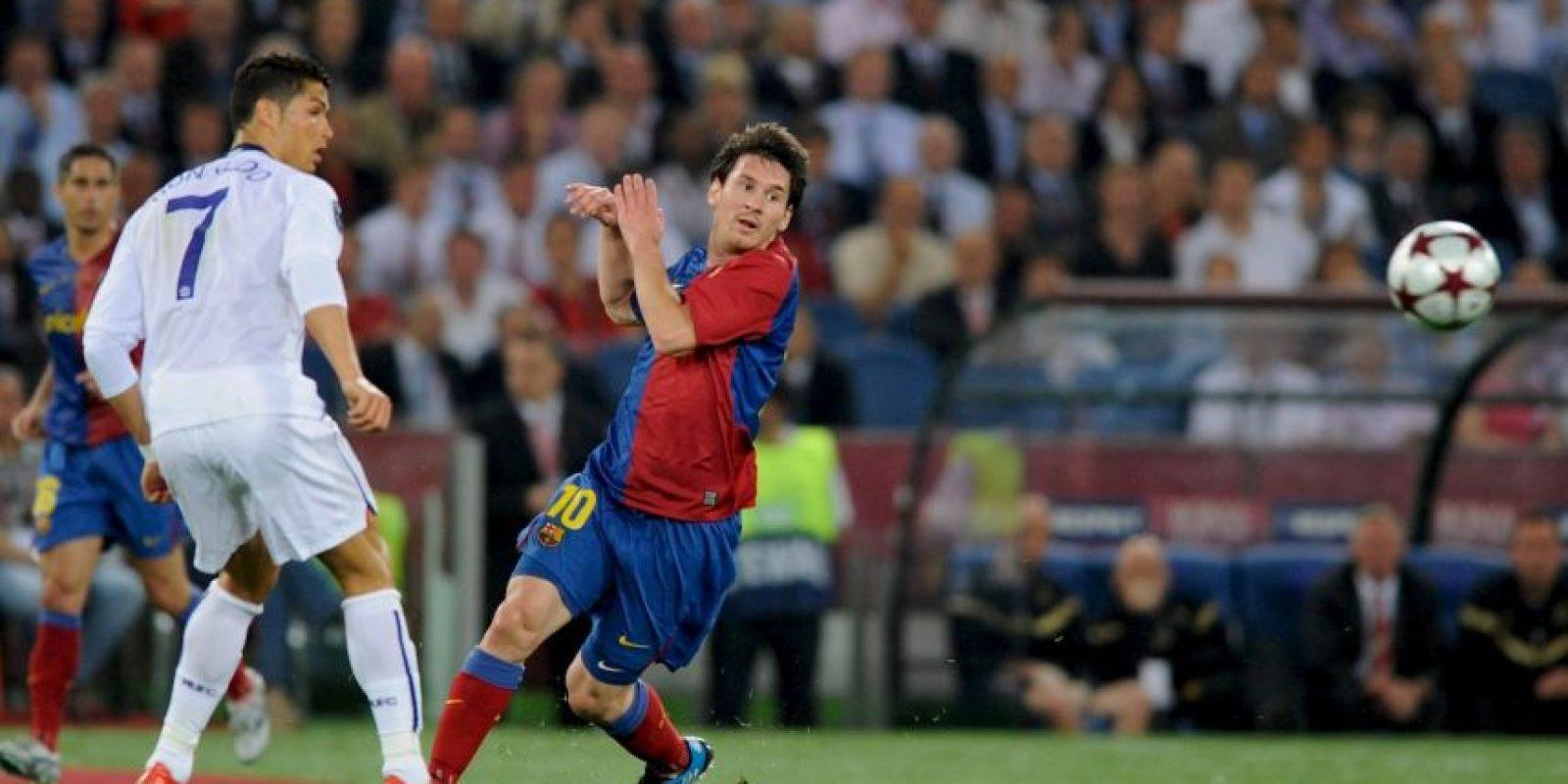 La presencia de las dos estrellas es una gran ayuda para sus equipos, pues Leo y Cristiano son considerados por sus compañeros como los modelos a seguir. Neymar se inspira en Messi y Jesé en Ronaldo. Sí jugaran juntos la inspiración de sus compañeros de club no podría ser mejor. Foto:Getty Images