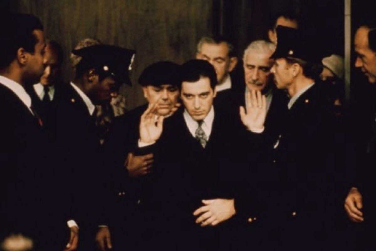 """Michael Corleone"" Foto:MDB"