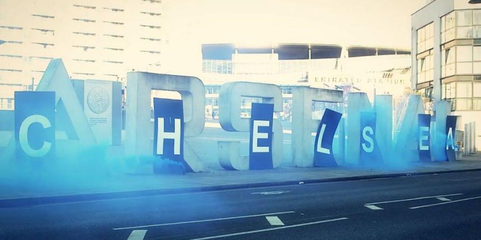 """Este domingo se disputará en el Emirates Stadium una edición más del """"Gran Derbi de Londres"""" entre Arsenal y Chelsea. Foto:Vía Youtube.com/ChelseaFansChannel"""