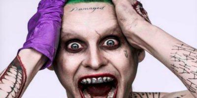 "FOTO: ¡In fraganti! Jared Leto caracterizado como ""The Joker"""