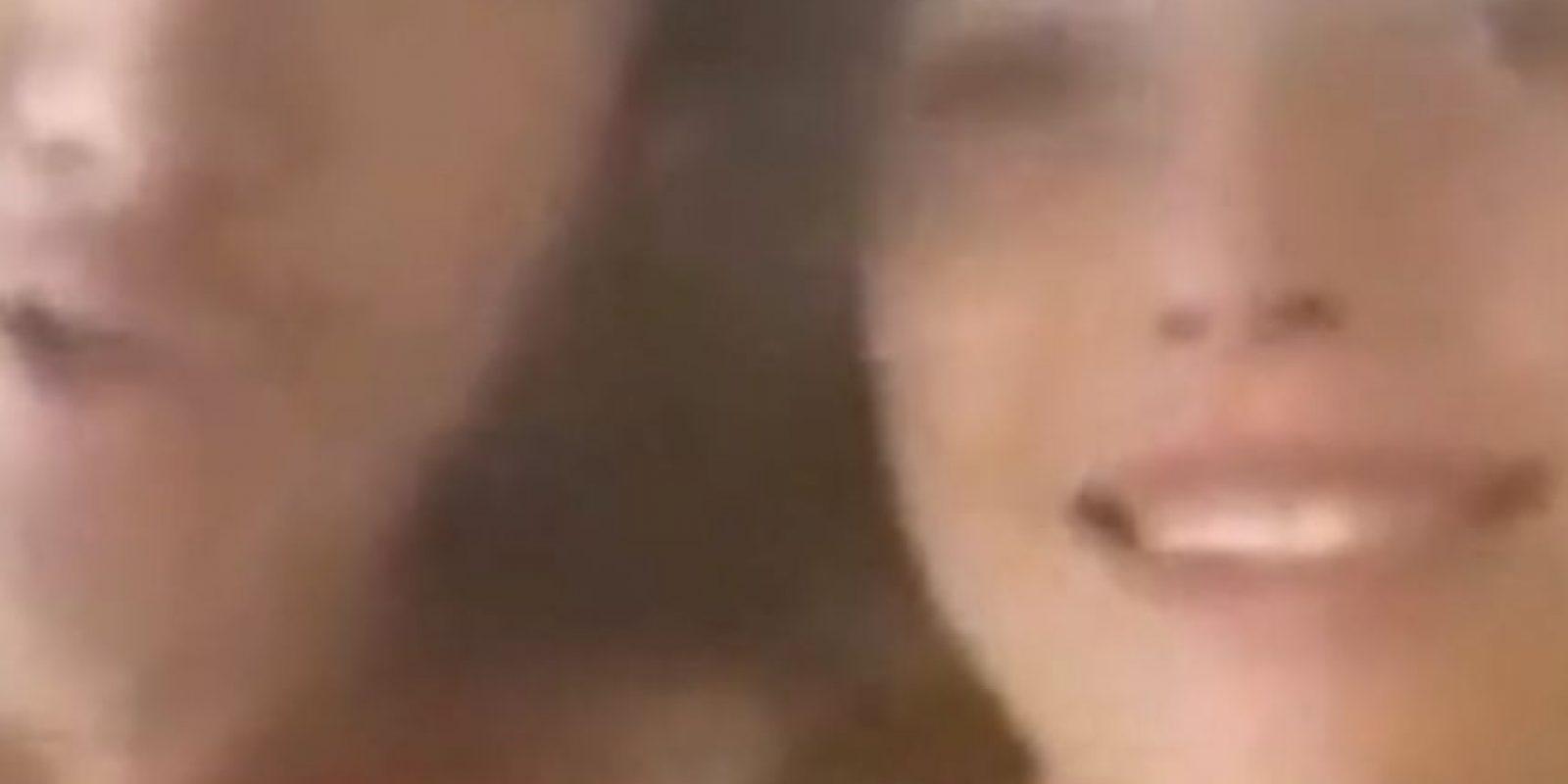 Ante el novio infiel, ella no hizo una escena de celos. Mucho mejor, hizo un video viral. Foto:vía Liveleak