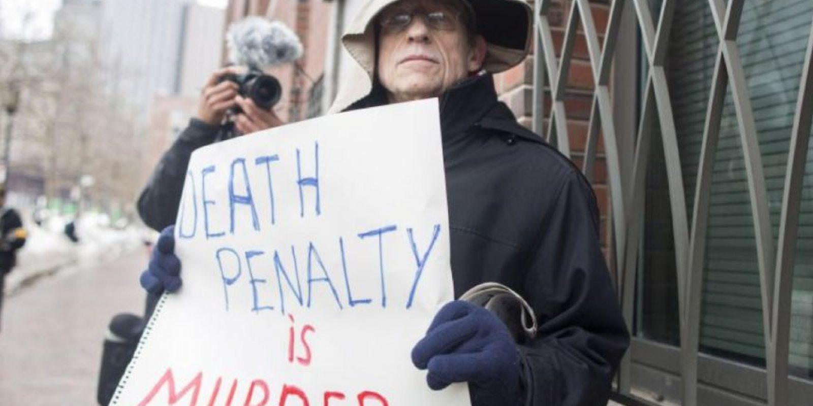 11. Se estima que al finalizar 2014 había en todo el mundo al menos 19 mil 094 personas condenadas a muerte. Foto:vía Getty Images