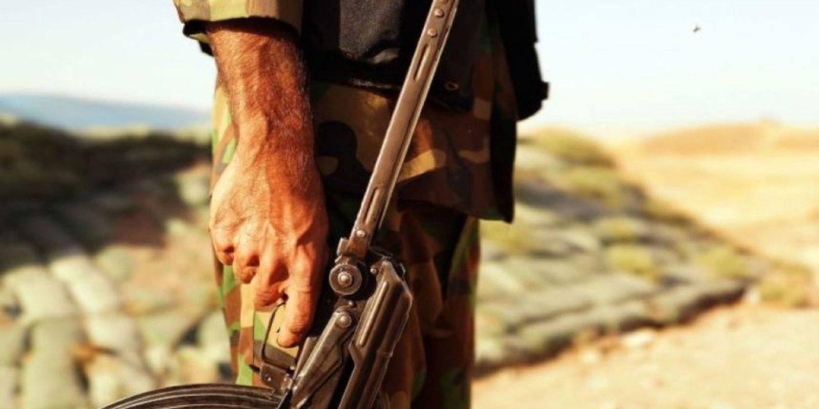 Desde septiembre del pasado año una coalición internacional intenta frenar al grupo yihadista. Foto:vía Getty Images