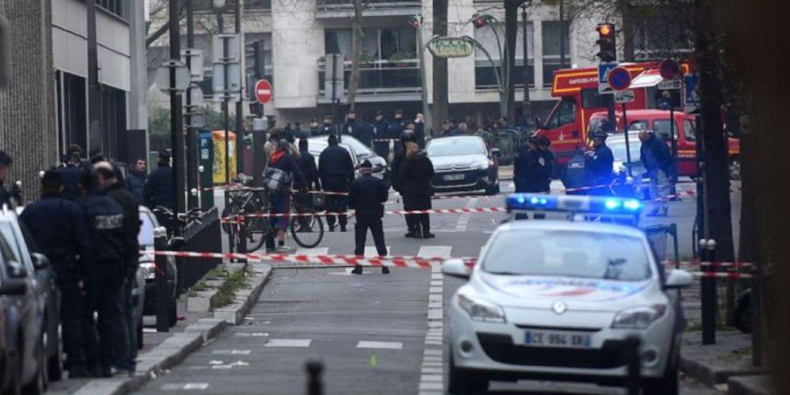 Recientemente el mundo se conmovió por los atentados terroristas en París, Francia. Foto:vía Getty Images