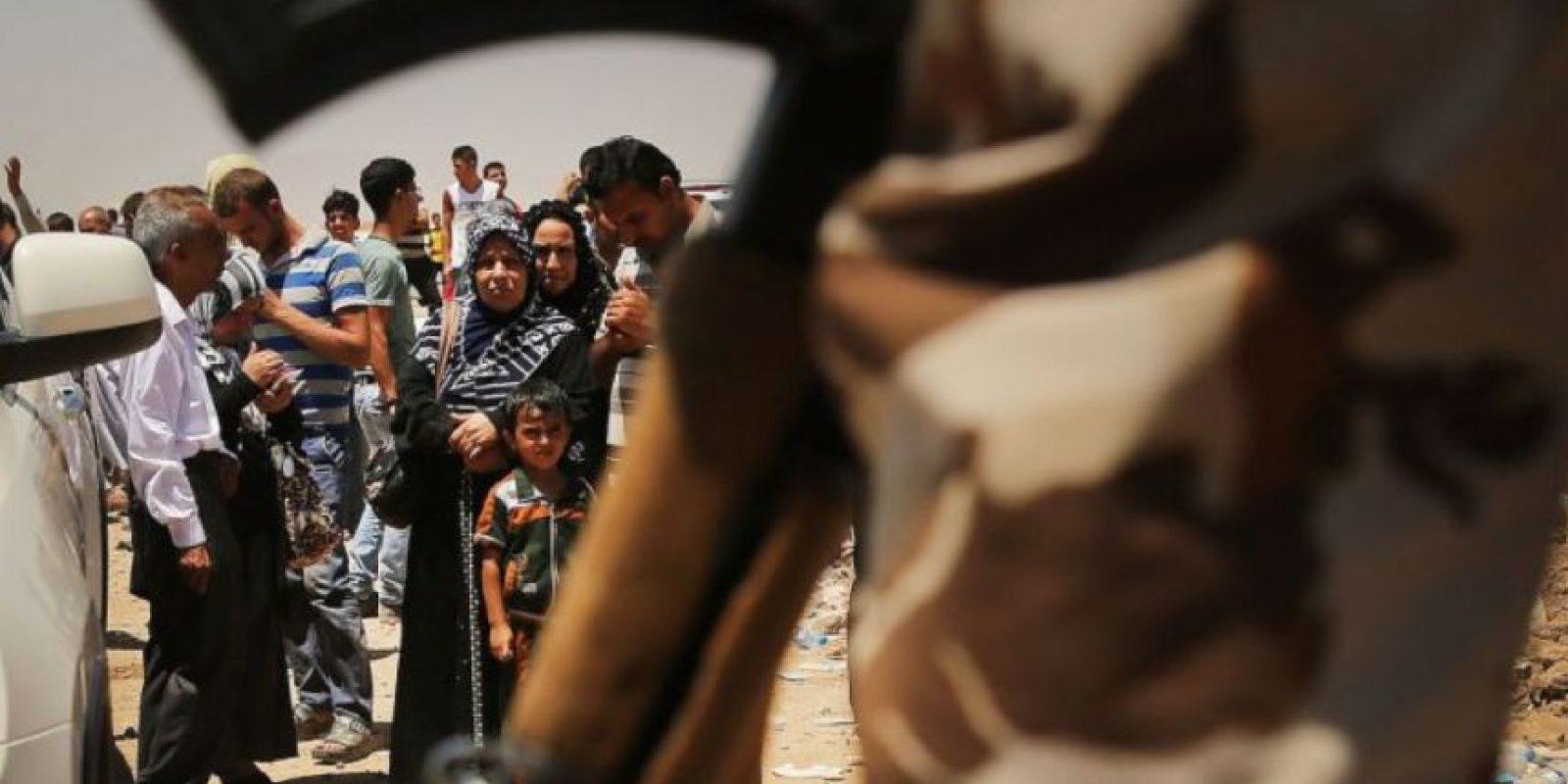 Cinco personas fueron asesinadas, incluyendo a los atacantes. Foto:vía Getty Images