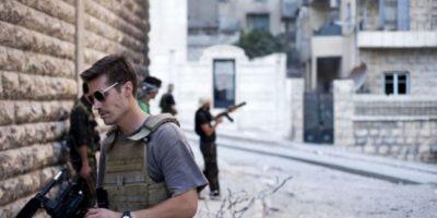El periodista James Foley, quien fue decapitado por ISIS. Foto:vía AP