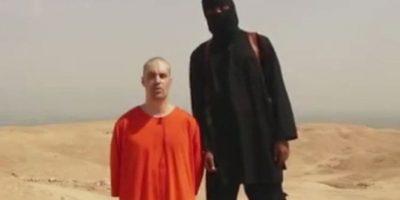 El video de la brutal muerte del estadounidense fue divulgado en Internet. Foto:vía AP
