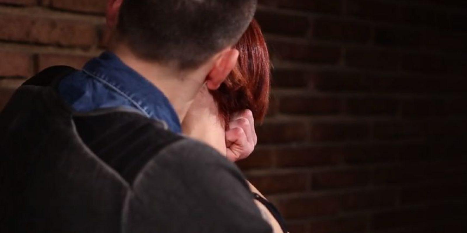 Algunas despedidas fueron tristes. Foto:vía Dulcinea Estudios/Youtube